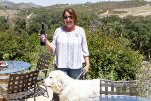 WINEormous Visits Ramona Ranch Winery