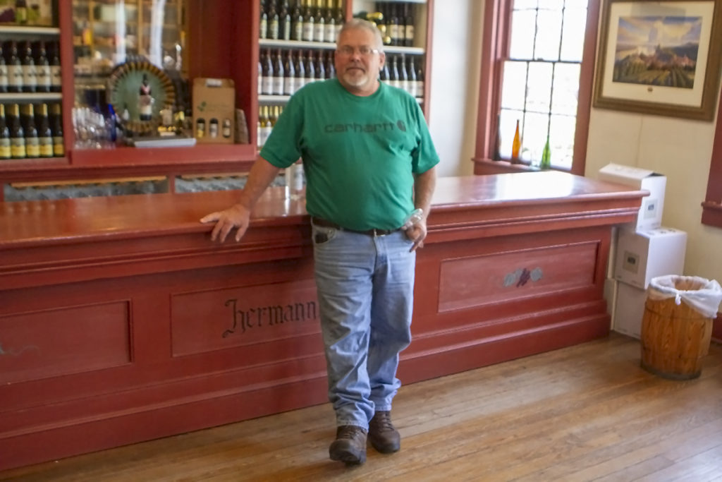 Temecula Wine Tours at Hermannhof