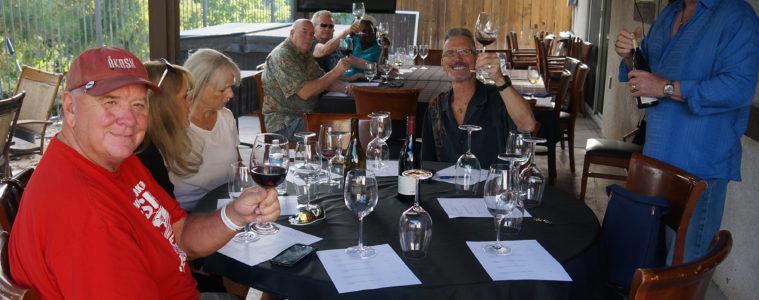Wine tour Temecula Tasting wine