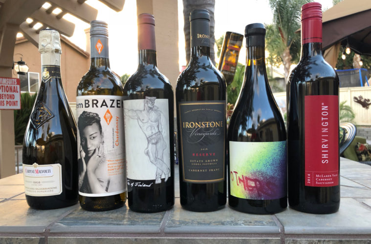 WINEormous Temecula Wine Tours Tasting