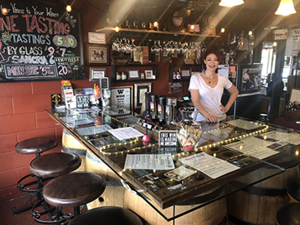 Temecula Winery Tours at Pamo Valley Winery