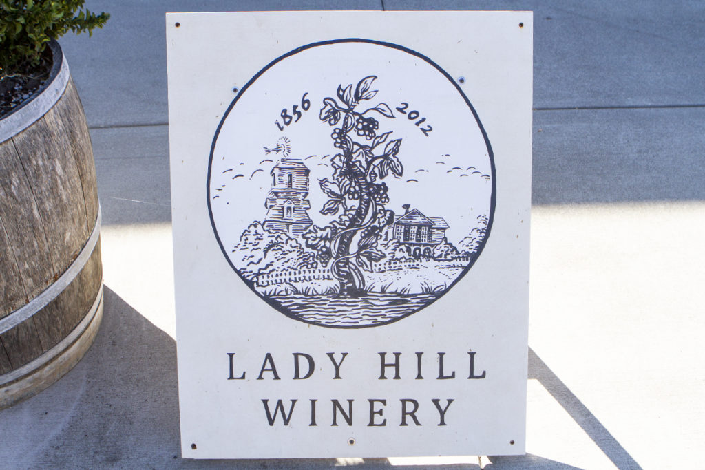 temecula wine tour lady hill winery