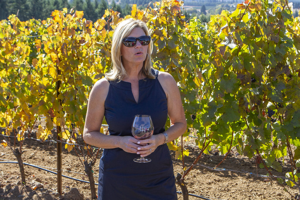 Temecula winery tours Ponzi Vineyards
