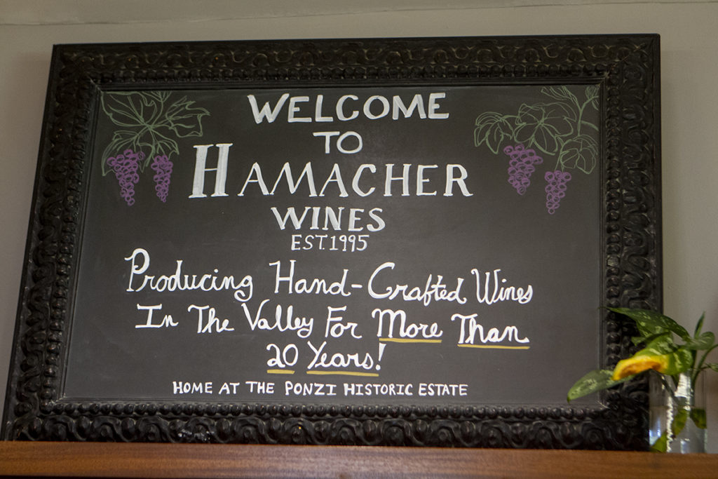 temecula tour winery hamacher wine