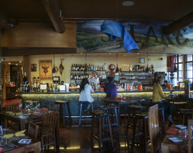 Solare Lounge San Diego Restaurant Week